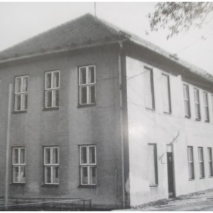 Stará školní budova