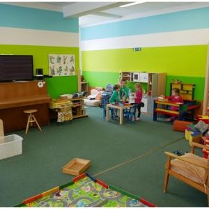 Třída v mateřské škole